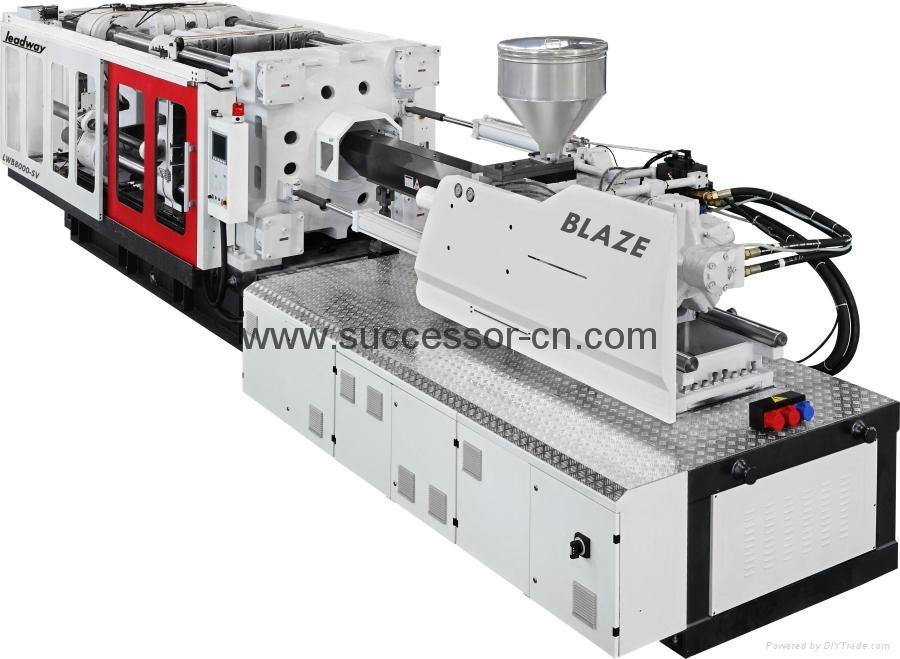 320Ton LWB Plastic Injection molding machine injection