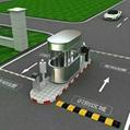 成都車牌識別停車系統 4