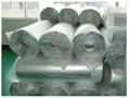生产双层铝箔复合气泡隔热材 1