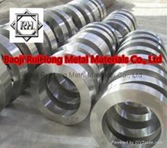 Gr5 Titanium ring ASTM B381