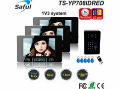 Video Door Phone With RFID Card