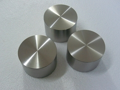 High quality of titanium cake or its alloy