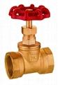J3009 brass stop valve bronze stop valve stopcock Globe Valve 1