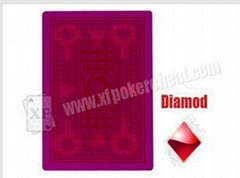 Magic Poker SHARDA Invisible Playing Cards With Contact Lenses Perspective Glass