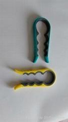 plastic corkscrew