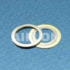 ChinaCixiAiflon.Metal wound gasket (basic type)