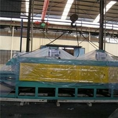 Conveyor Belt Tempering Furnace