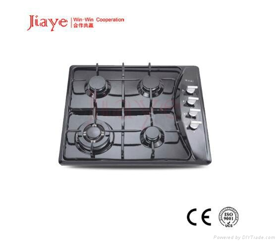 Built in gas hob 2