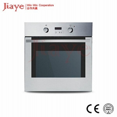 High quality built in gas+electric oven/baking tools and equipment oven
