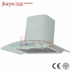 Cooper motor range hood with strong