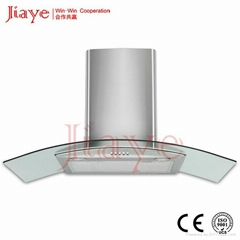 Made in China kitchen hood/90cm Exhausted fan commercial used JY-HP9035