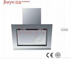2017 New design Decorative style jiaye range hood JY-C9109