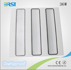 LED grille integrated Panel light 600*600