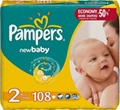 Pampers newborn Diapers, Pampers Giga