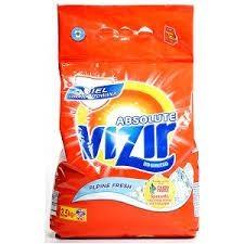 Vizir 400g washing powder white