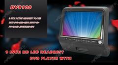 9 Inch HD LED Headrest D