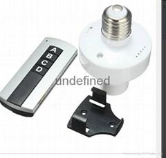 無線數碼遙控燈頭