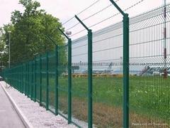 專業生產 機場防護網護欄