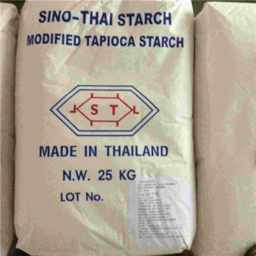 泰国进口中泰变性淀粉TGD-301 1