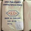 泰国进口中泰变性淀粉TGD-3