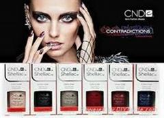 Cnd Shellac Uv Gel - Contradictions Fall 2015 - All 6 Shades