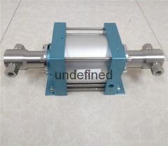 电火花高速穿孔机专用气动增压水