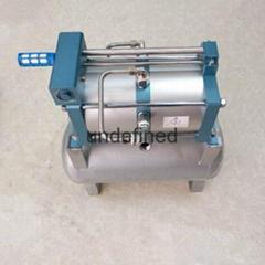 点胶机吹瓶机配用空气增压阀
