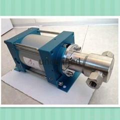 Shenzhen jiali JS small pneumatic hydraulic pump