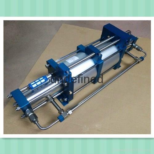 高压气体密封测试专用气体增压泵 1