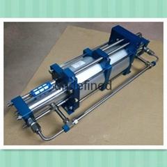 高压气体密封测试专用气体增压泵