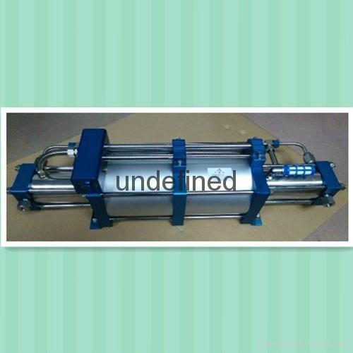 高压气体密封测试专用气体增压泵 2