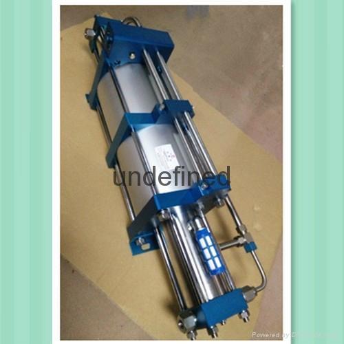 高压气体密封测试专用气体增压泵 5