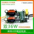 36W全功率雙色變光調光調色電