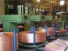 供应0.2-15.8mm红铜环保铆钉线