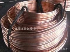 供应铆钉专用环保T1红铜线