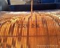 黄铜扁线厂家,黄铜线压扁加工