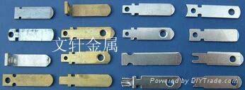 供应3.7*0.95H65拉链专用黄铜扁线 3