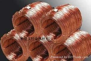 供应定做加工各类红铜扁线 3