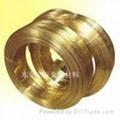 供应弹簧专用磷铜线 4