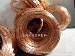 供應彈簧專用磷銅線