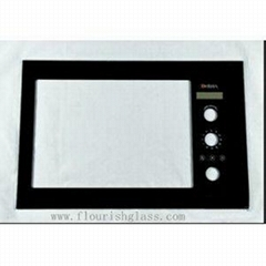 microwave oven glass
