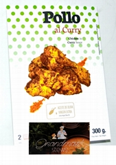 Chiken In Curry Sauce