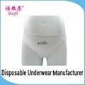 China Manufacturer underwear disposable