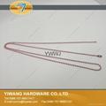 厂家现货 供应多规格环保金属珠链 彩色珠链 金属铁珠链 7