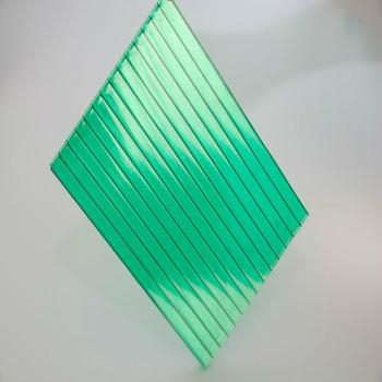 XINHAI Colorful Plastic Hollow Sheet with Competitive Price 4