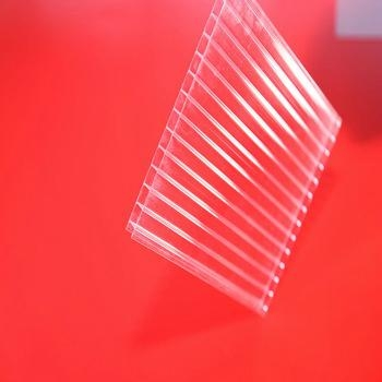 XINHAI Colorful Plastic Hollow Sheet with Competitive Price 5