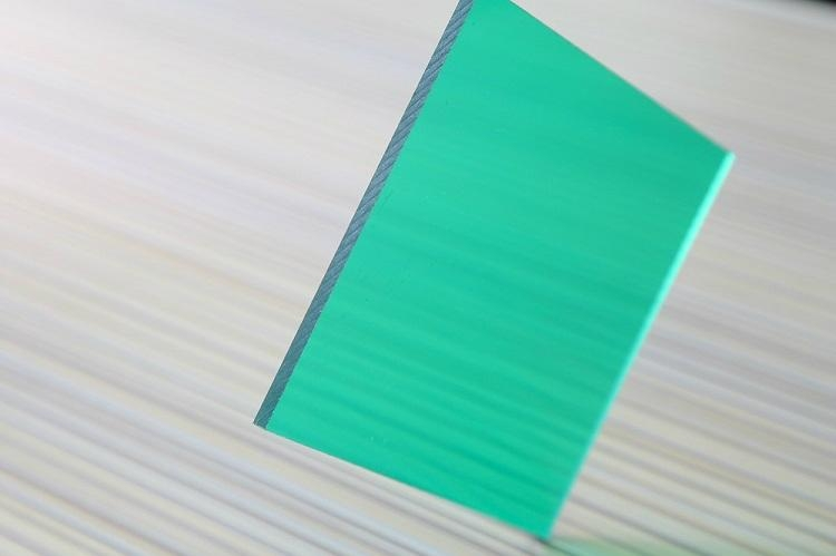 10 Years Warranty UV Protection Waterproof Lexan Solid Polycarbonate Sheet Price 2