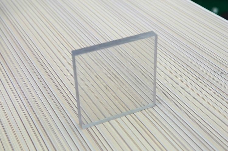 Clear Polycarbonate Plastic Shower Wall Panels for Bathroom 3