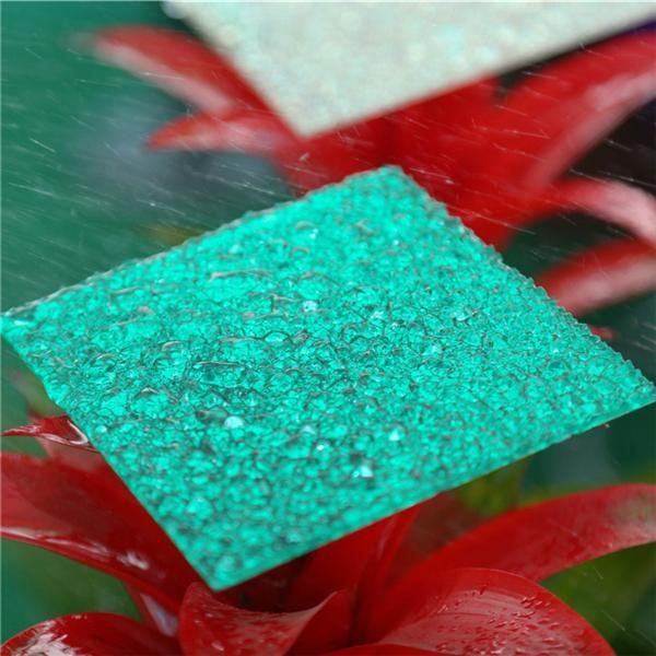 XINHAI Grade A polycarbonate embossed sheet 5