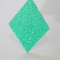 XINHAI colored polycarbonate sheet solid embolssed sheet 2